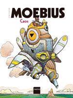 Coleção Moebius – Caos
