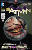 Batman # 13 - Capa A
