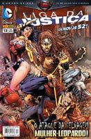 Liga da Justiça # 13