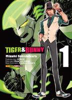 Tiger & Bunny # 1