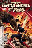 Capitão América & Os Vingadores Secretos # 25