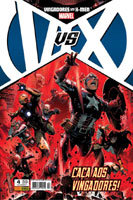 Vingadores vs X-Men # 4 - Capa A