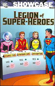 Showcase Presents Legion of Super-Heroes - Volume 01