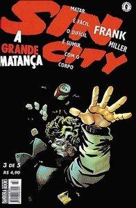 Sin City – A Grande Matança # 3