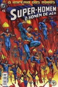 Super-Homem – O Homem de Aço # 15