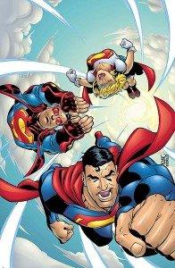 Superman, Superboy e Supergirl