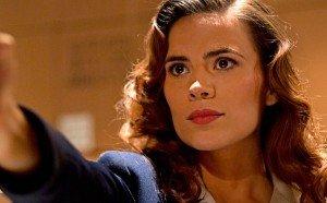 Hayley Atwell é a Agente Carter