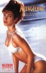Capa de Avengelyne Swimsuit Edition # 1, , com Cathy Christian