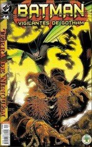 Batman - Vigilantes de Gotham # 44