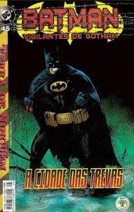 Batman – Vigilantes de Gotham # 45