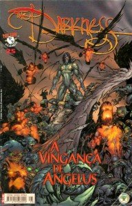 The Darkness & Witchblade # 25