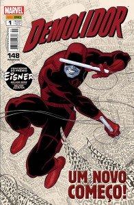 Demolidor – Volume 1 - Um novo começo!