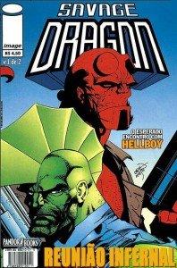 Savage Dragon & Hellboy – Reunião Infernal # 1