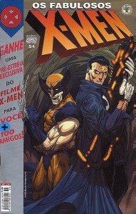 Os Fabulosos X-Men # 54