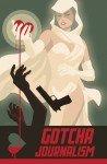 Capa de Ghost # 1, de Paolo Rivera