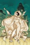 Capa de Ghost # 1, de Terry Dodson