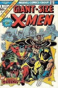Giant Size X-Men # 1