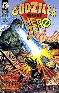 Goszilla versus Hero Zero
