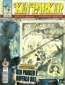 Ken Parker # 4