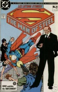 The Man of Steel # 4