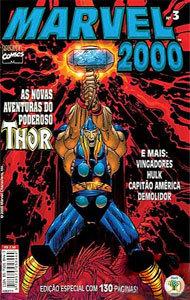 Marvel 2000 # 3