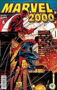 Marvel 2000 # 6