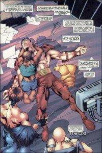 A morte de Colossus