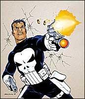 Pandora Books Apresenta # 4: O Justiceiro Massacra o Universo Marvel