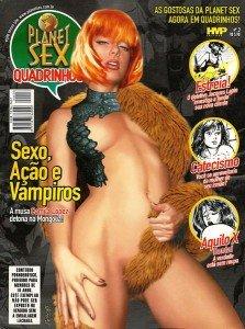 Planet Sex Quadrinhos # 3