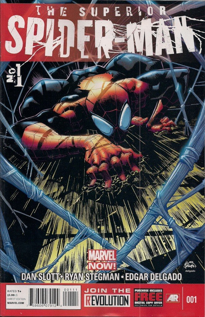 Superior Spider-Man # 1
