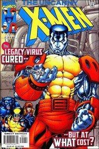 The Uncanny X-Men # 390