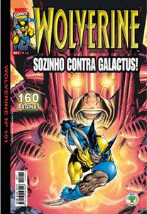 Wolverine # 101