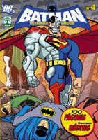 Batman - Os Bravos e Destemidos #4
