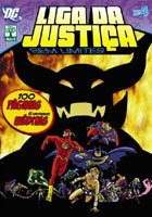 Liga da Justiça sem Limites # 4