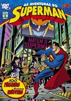 As Aventuras do Superman # 4