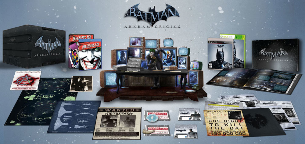 Batman - Arkham Origins Collector's Edition