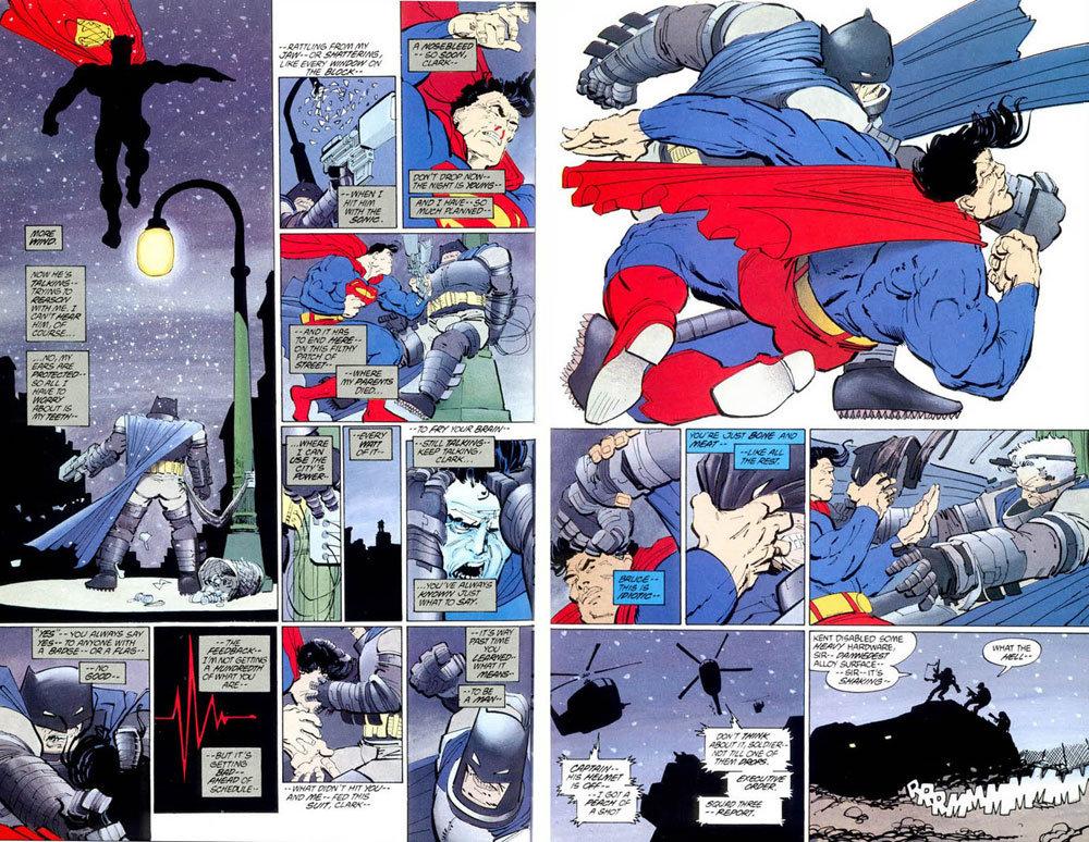Trecho de Batman - O Cavaleiro das Trevas