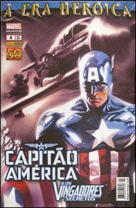 Capitão América & os Vingadores Secretos # 4