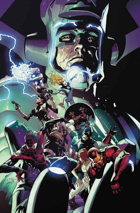 Universo Marvel / Ultimate Marvel - Devorador de Mundos