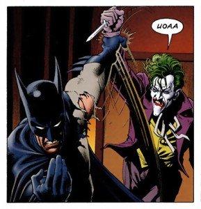 Cena de Batman - A Piada Mortal