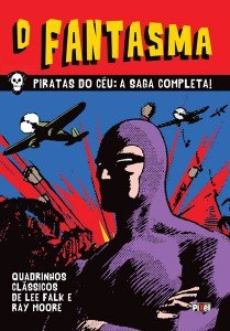 O Fantasma – Piratas do céu - Saga completa