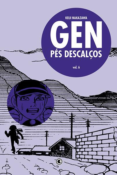 Gen Pés Descalços – Volume 6