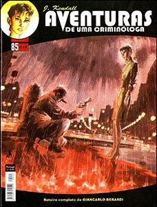 J. Kendall - Aventuras de uma Criminóloga # 85