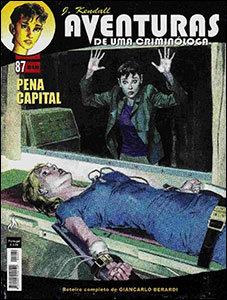J. Kendall - Aventuras de uma Criminóloga # 87