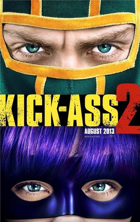 Cartaz de Kick-Ass 2