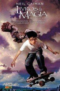 Os livros da magia – Edição definitiva