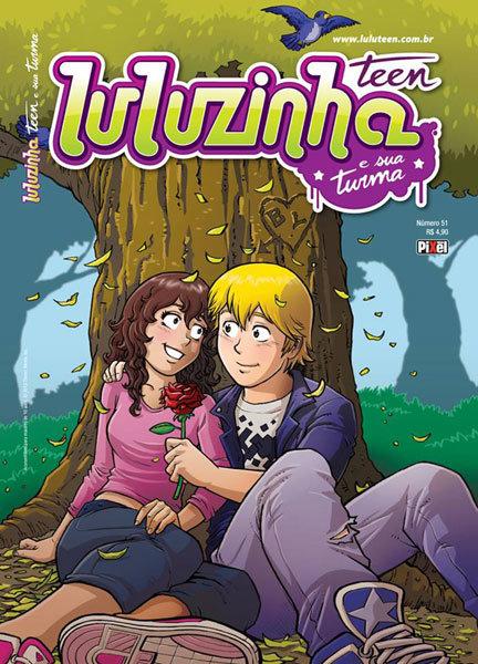 Luluzinha Teen e sua turma # 51