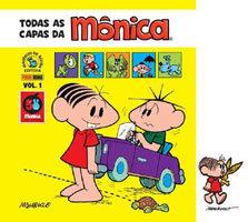 Todas as Capas da Mônica Volume 1
