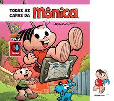 Todas as Capas da Mônica Volume 2