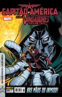 Capitão América & Os Vingadores Secretos # 26